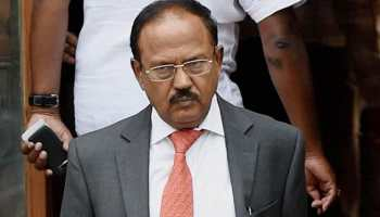 NSA Ajit Doval lauds UP administration for maintaining peace, harmony post-Ayodhya verdict