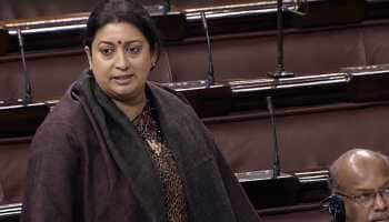 Smriti Irani tears into Rahul Gandhi over his 'Rape in India' remark, says 'he should be punished'