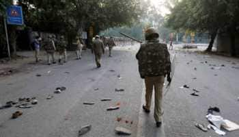 Anti-CAA protests in Delhi's Jamia Nagar lead to massive traffic jam, disrupt metro services
