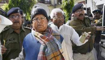 Lalu Yadav unwell, will skip Hemant Soren's swearing-in: RJD leader Tejashwi Yadav