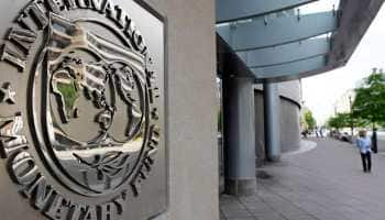 IMF cuts India's growth rate to 4.8% for current financial year