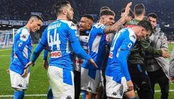 Napoli stuns Juventus in Serie A as Maurizio Sarri returns to his former club