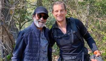 Rajinikanth to make TV debut in show titled 'The Wild with Bear Grylls'