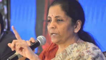 FM Nirmala Sitharaman defends fiscal deficit figures as 'absolutely realistic' in Budget 2020
