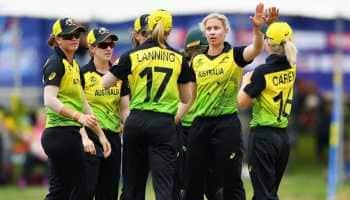 Women's T20 World Cup: Australia fight back against South Africa, Sri Lanka stun England