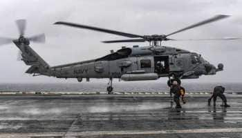 Ahead of Donald Trump's India visit, Narendra Modi govt clears purchase of 24 MH-60R Seahawk helicopters worth $2.5 billion
