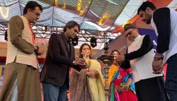 #IndiaKaArth: Rajya Sabha MP Subhash Chandra inaugurates Arth, welcomes all participants
