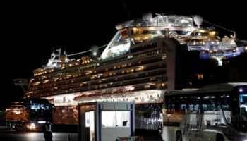 Diamond Princess cruise passenger found infected with coronavirus, says Japan