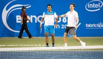 Dubai Tennis Championship: Leander Paes-Matthew Ebden to begin campaign in men's doubles category