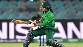 Nahida Khan replaces injured Bismah Maroof in Pakistan squad for Women's T20 World Cup