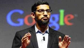 Coronavirus COVID-19: Google CEO Sundar Pichai commits $800 mn to help SMBs, health workers