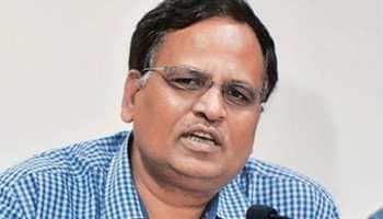 Nizamuddin Markaz organisers committed gross negligence, says Delhi Health Minister Satyendar Jain