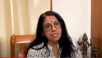 Singer Kavita Krishnamurthy Subramaniam dedicates melodious song to the world, urges people to 'break the chain' - Watch