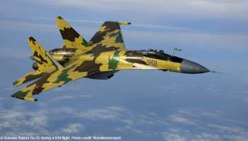 Sukhoi Su-35 set to join Egyptian Air Force as Russia begins production as per deal