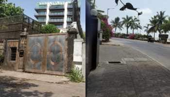 For the first time, roads outside Salman Khan, Shah Rukh Khan's Mumbai homes wear deserted look on Eid amid coronavirus pandemic