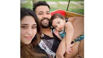 These days are not coming back: Rohit Sharma spends time with daughter Samaira
