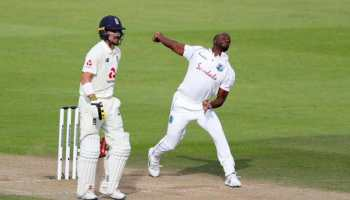 1st Test Day 3: England reach 15/0 in second innings at stumps, trail West Indies by 99 runs