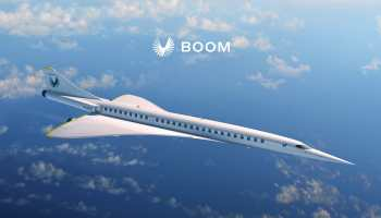 Boom Technology's Supersonic jet with 1,700mph top speed ready for test flight