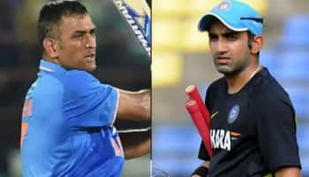 MS Dhoni didn't give enough quality players to his successor Virat Kohli, Sourav Ganguly gave world-beaters to Team India, says Gautam Gambhir