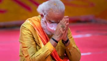 We have to take care of everyone's sentiments, says PM Narendra Modi citing values associated with Lord Ram