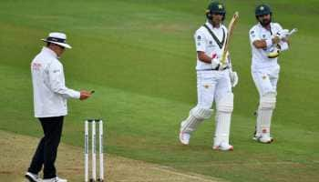 2nd Test Day 2: Pakistan reduced to 223/9 before bad light forces early stumps