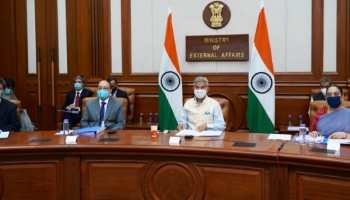 India takes jibe at Pakistan, lists cross-border terrorism among three challenges in front of South Asia