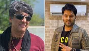 On Mukesh Khanna's 'it's a vulgar show' comment, a reaction from Kapil Sharma