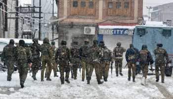 Pakistan-sponsored raiders ruined the Jannat-e-Firdaus