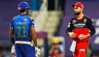IPL 2020: Royal Challengers Bangalore skipper Virat Kohli tries to sledge Suryakumar Yadav; here's how Mumbai Indians batsman reacts - Watch