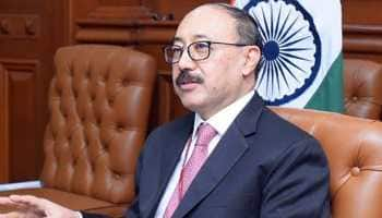 India dealt China border crisis with firmness and maturity: Foreign Secretary Harsh Shringla in Paris