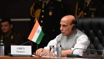 Another 26/11-like attack in India almost impossible, says Defence Minister Rajnath Singh