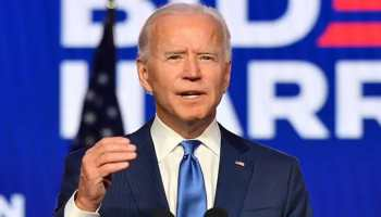 Grow up: Joe Biden lashes out at Republican lawmakers for refusing to wear masks during US Capitol riots