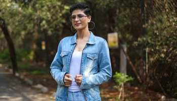 It's never too late: Tahira Kashyap takes to fitness regime