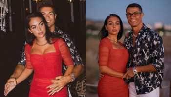Cristiano Ronaldo shares a romantic message as girlfriend Georgina Rodriguez turns 27
