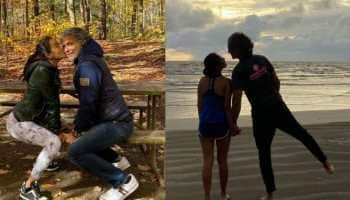 Milind Soman and Ankita Konwar celebrate 7 years of togetherness with loved-up pics!