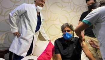 World Cup winning skipper Kapil Dev gets first dose of COVID-19 vaccine