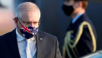 Quad is very central to United States and our thinking about Indo-Pacific region: Australian PM Scott Morrison
