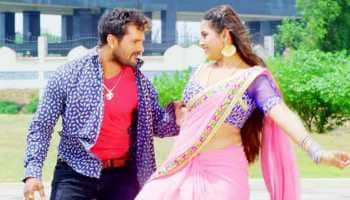Bhojpuri superstar Khesari Lal Yadav's birthday: His superhit songs with Kajal Raghwani, Aamrapali Dubey, Akshara Singh - Watch