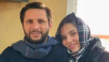 Shahid Afridi's daughter to be engaged to Pakistan paceman Shaheen Shah Afridi