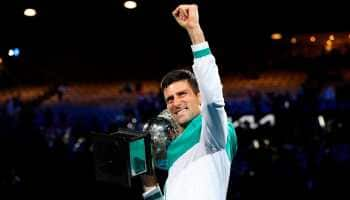 Novak Djokovic sets new record for maximum weeks at top, childhood interview goes viral
