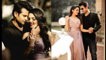 The Kapil Sharma Show fame Sugandha Mishra, Sanket Bhosale get engaged, check out their dreamy photos!