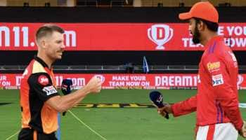 PBKS vs SRH Dream11 Team Prediction IPL 2021: It's David Warner vs KL Rahul, fantasy playing tips, probable XIs for today's Punjab Kings vs Sunrisers Hyderabad T20 Match 14
