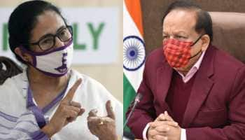 Need to augment health infrastructure: Union Health Minister Harsh Vardhan to West Bengal CM Mamata Banerjee