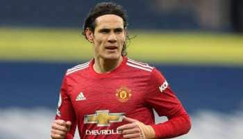 Edinson Cavani extends Manchester United contract, says 'cannot wait to play in front of Old Trafford crowd'
