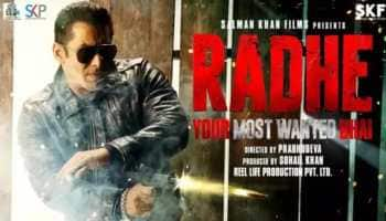 Radhe Box Office collection: Salman Khan starrer earns THIS much in overseas market