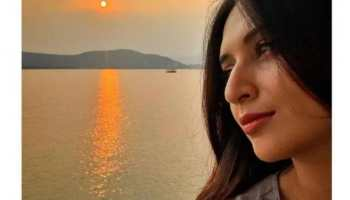 Divyanka Tripathi posts 'on location' pictures from Cape Town