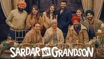The character of Sardar in film 'Sardar Ka Grandson' is very similar to my Nani: Arjun Kapoor
