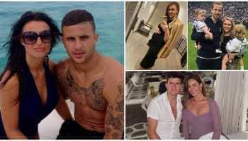 UEFA Euro 2020: England WAGs to cheer for partners at Wembley in opener against Croatia - In Pics