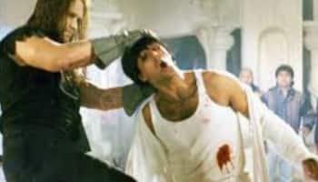 Akshay Kumar recalls defeating ' The Undertaker' in reel life