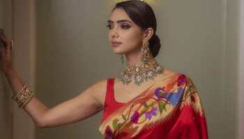 When Pooja Banerjee had to run wearing a 25-kg wedding lehenga